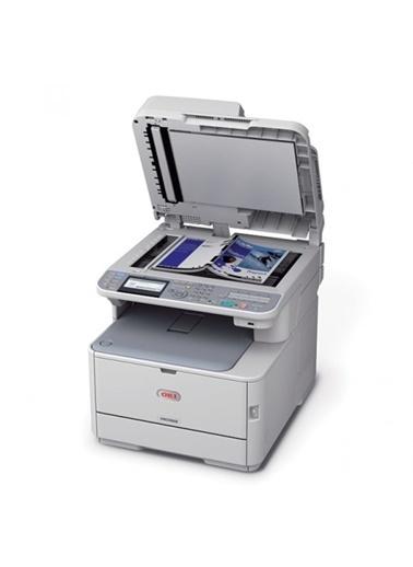 OKI Okı Mc362Dn Renkli Laser Mfp Fax Proq2400Dpı Lcd Renkli